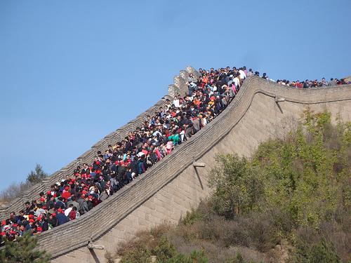 visite grand muraille chine