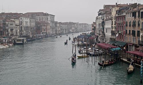 Venise se visite aussi en hiver