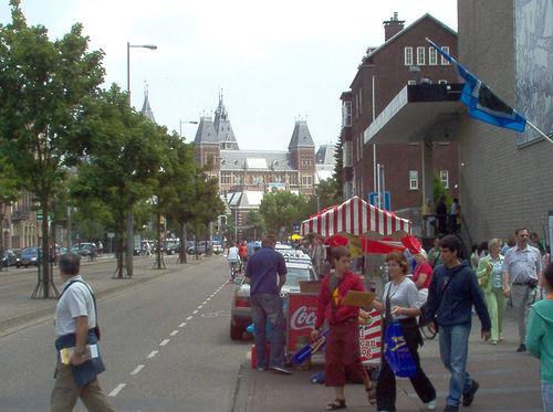 Visiter Amsterdam en famille