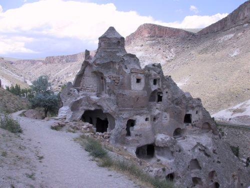 Cappadoce  merveilles