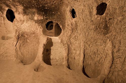 merveilles de Cappadoce