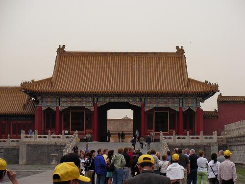 Visiter la Cité Interdite à Pékin