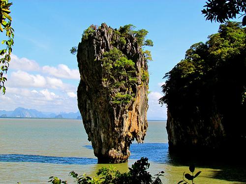 excursion ile Phang Nga