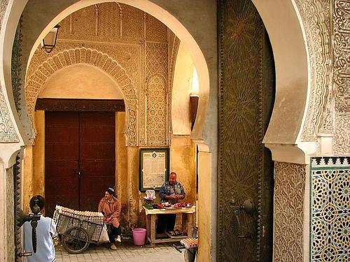 voyage fes maroc