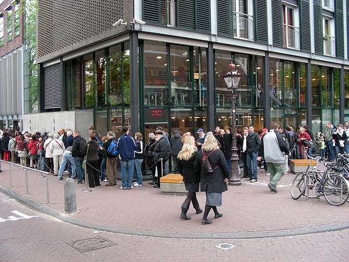 visiter maison anne frank Amsterdam