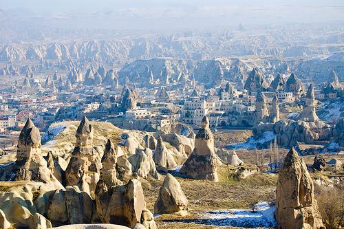 La Cappadoce et ses merveilles