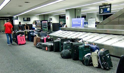 Poids de bagage autorisé en avion