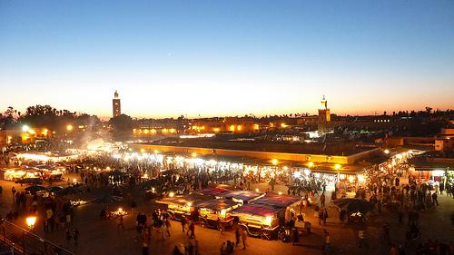 Marrakech : 6 lieux à visiter absolument