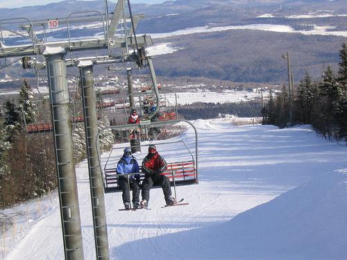 Centre de ski de fond du Mont-Sainte-Anne