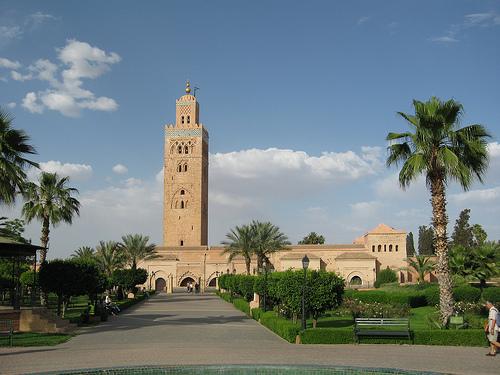 lieu a visiter marrakech