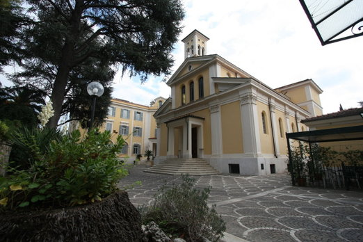 Séjour original à Rome : dormez dans un couvent !