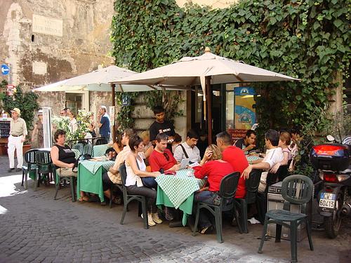 Restaurants à Rome : les bonnes adresses du Routard