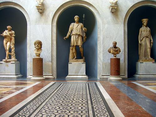 A vous les musées du Vatican !