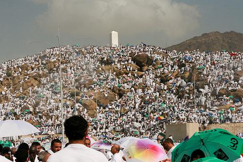 Les rites du Hajj en vidéo