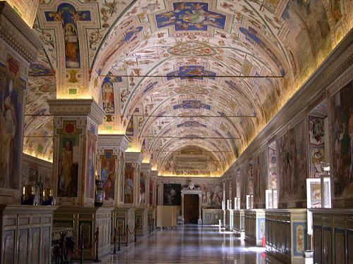Visite virtuelle du Vatican