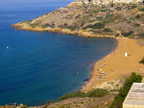 plus belle plage malte