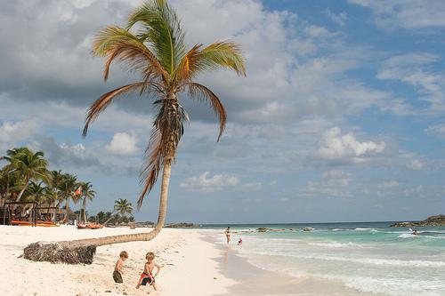lages de la Riviera Maya au Mexique