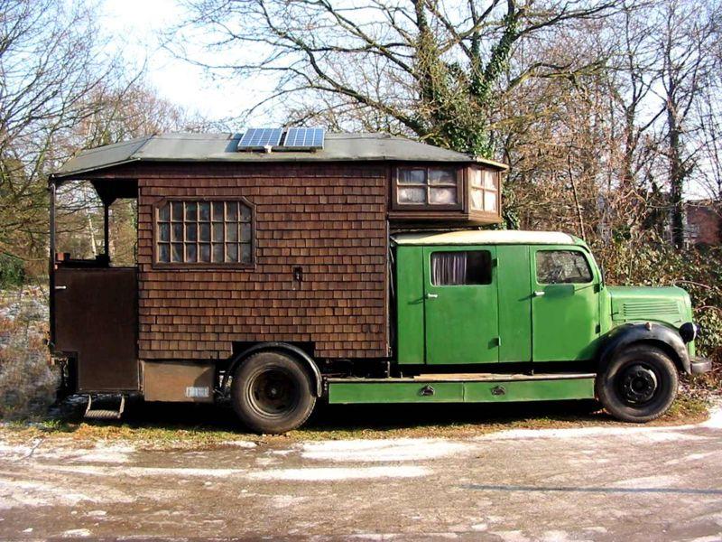 camping car droles