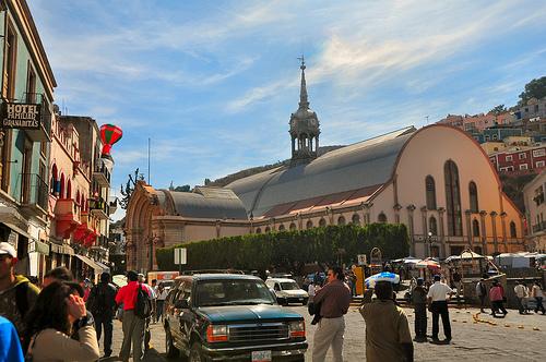 tourisme culturel Guanajuato