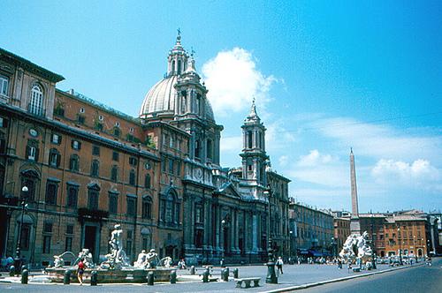10 hôtels pas chers au centre historique de Rome