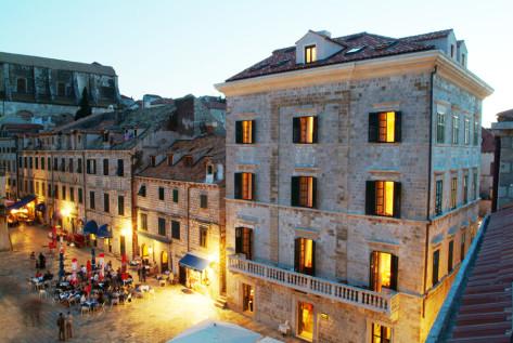 Hôtels de charme au coeur la vieille ville de Dubrovnik