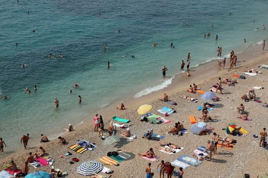 Les plages de Dubrovnik