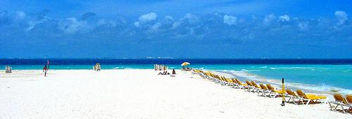 plages Riviera Maya Mexique