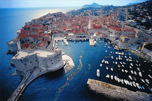 La vieille ville de Dubrovnik : une des plus belles cités médiévales au monde