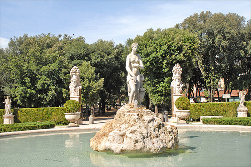 Villa Borghèse Rome : guide de visite