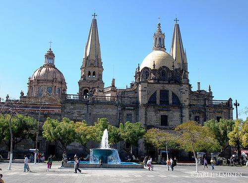 mexique villes coloniales