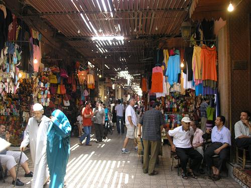 marchander marrakech