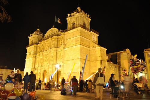 mexique ville coloniale