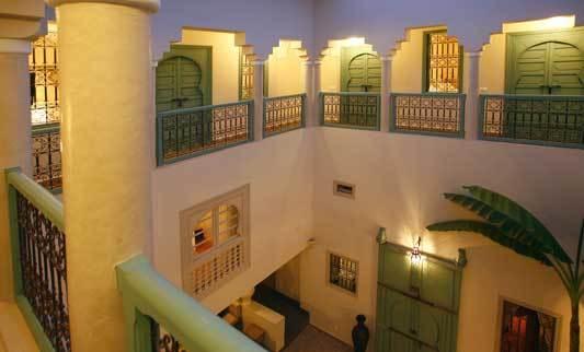 marrakech riad pas cher medina