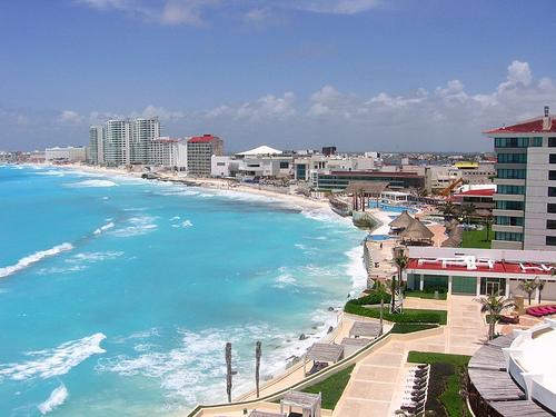 Vacance en famille à Cancún