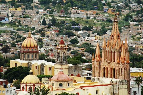 les plus belles villes coloniales du Mexique