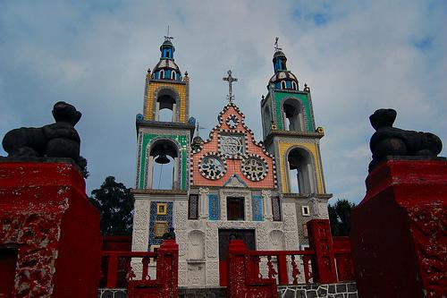 villes coloniales mexique