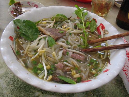 Tous les secrets de la cuisine Vietnamienne