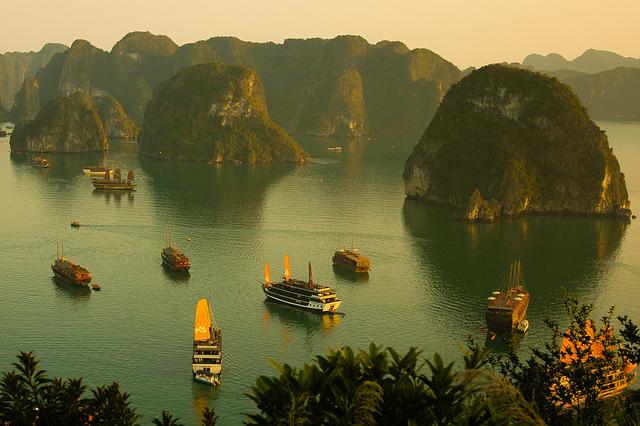 endroits vietnam voir