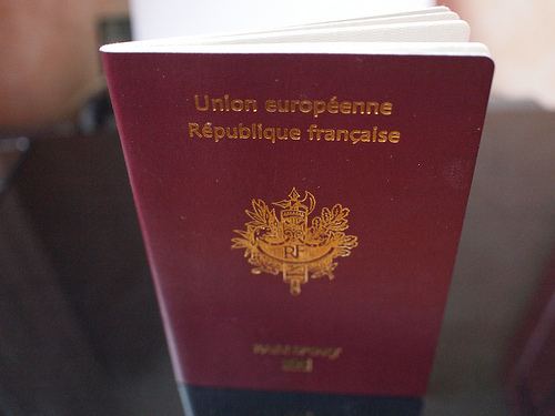 Passeport pour le Maroc