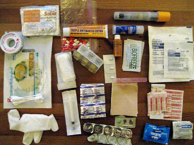 Pharmacie à emporter au Vietnam