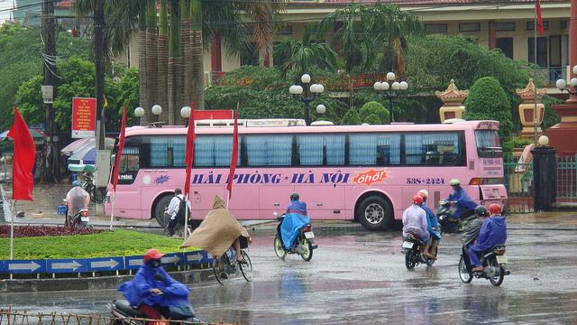 Comment se déplacer à Hanoï en transports en commun ?